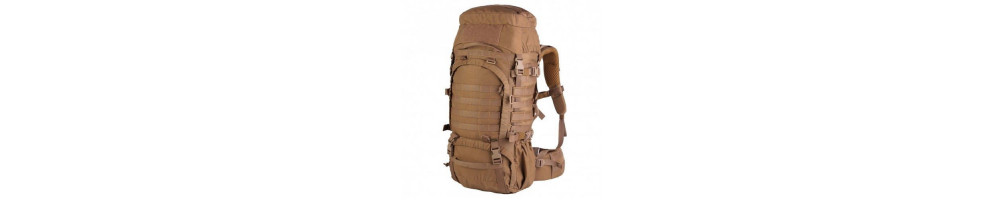 Tactical backpacks and bags