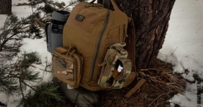 First Day Pack's final review from Gear Shout (UА)